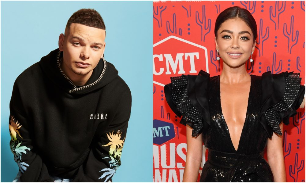 Kane Brown and Sarah Hyland Named First Set of 2020 CMT Music Awards Hosts