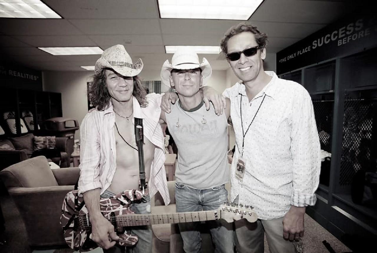 Country Stars Mourn the Death of Rock Legend Eddie Van Halen