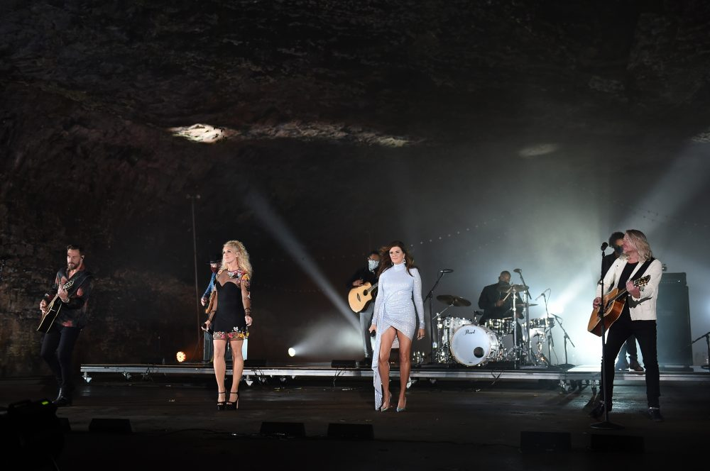 Little Big Town Indulge In 'Wine, Beer, Whiskey' At 2020 CMT Awards