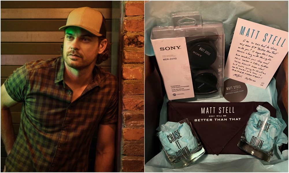 Enter For A Chance to Win a Matt Stell 'Better Than That' Prize Pack
