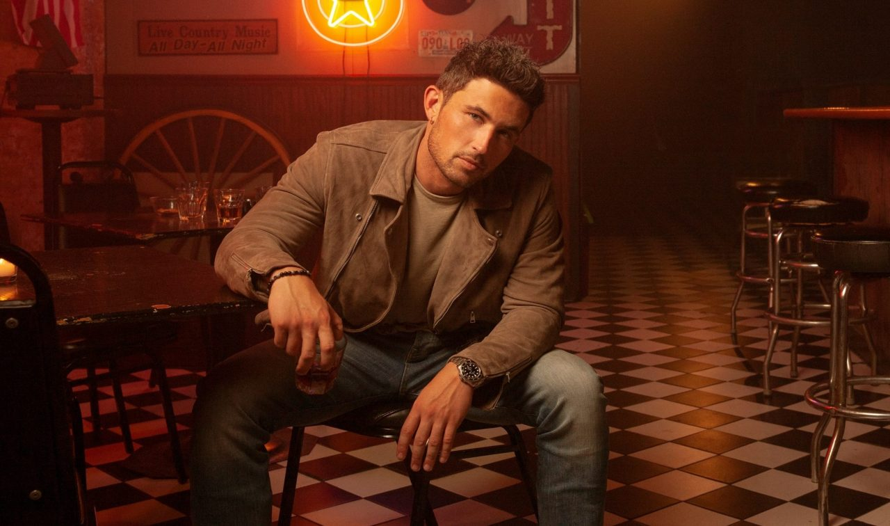 Michael Ray Shares Backstory, Favorite Lyric From 'Whiskey And Rain'
