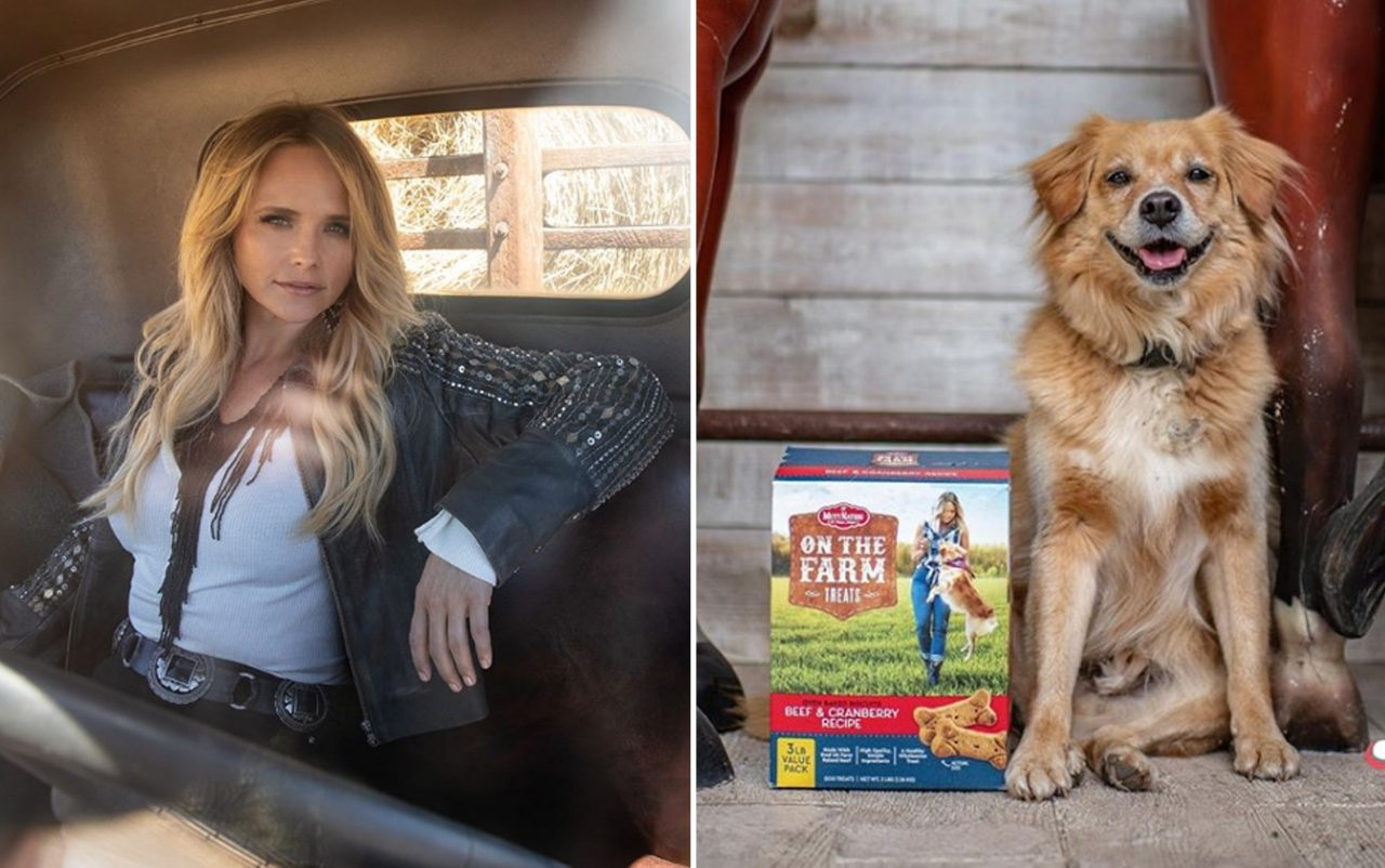 Enter For Your Chance to Win a Miranda Lambert Idyllwind and MuttNation Prize Pack