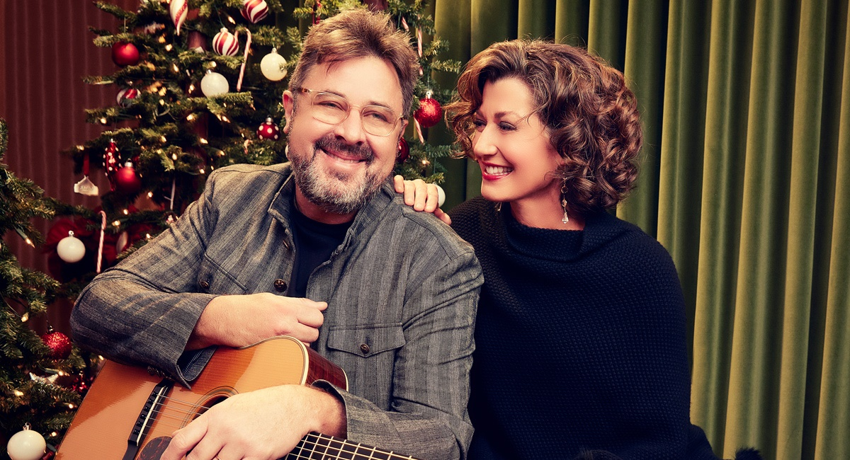 Vince Gill and Amy Grant Announce 2021 Ryman Christmas Residency