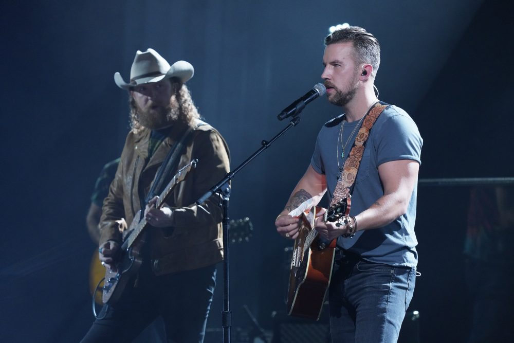 Brothers Osborne Fire Up CMA Awards Stage with 'All Night'
