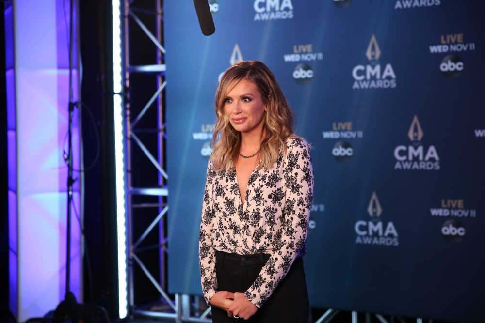 Carly Pearce 'Would Love To' Take On Hosting Roles, Cites Dolly and Reba As Inspirations