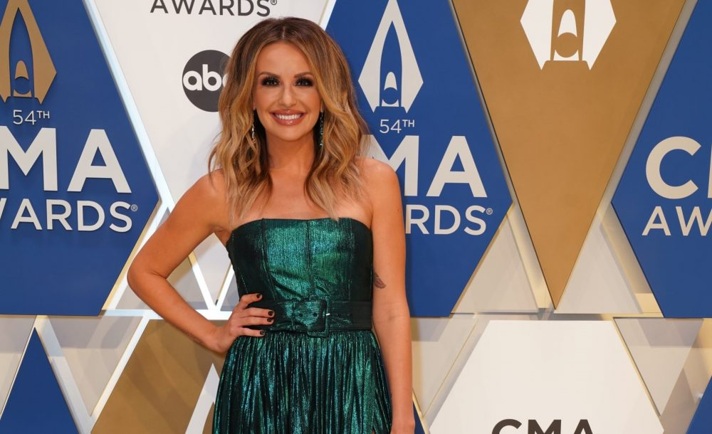 Carly Pearce Goes Healthy On Thanksgiving For Specific Reason