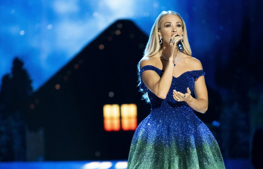 What Did Carrie Underwood Want for Christmas this Year? Cows!
