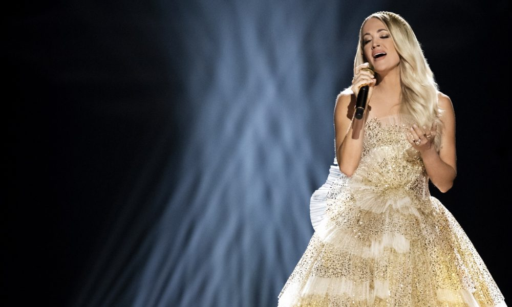 Carrie Underwood Talks HBO Special's 'Full-Circle Moment,' Fashion, And Which Performance Made Her Emotional