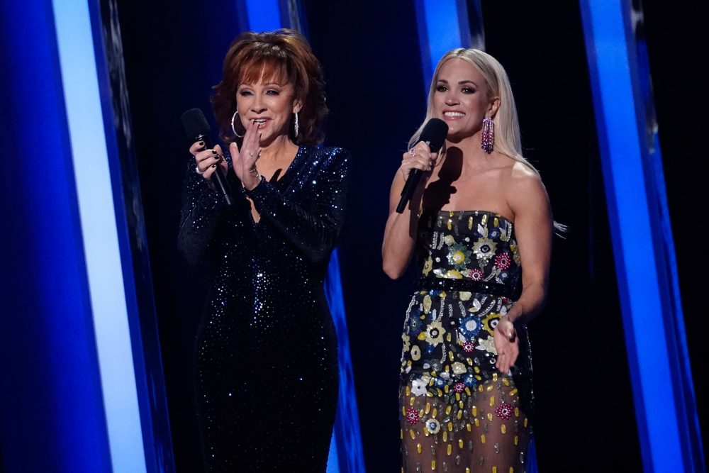 What Are Carrie Underwood and Reba McEntire Up To?