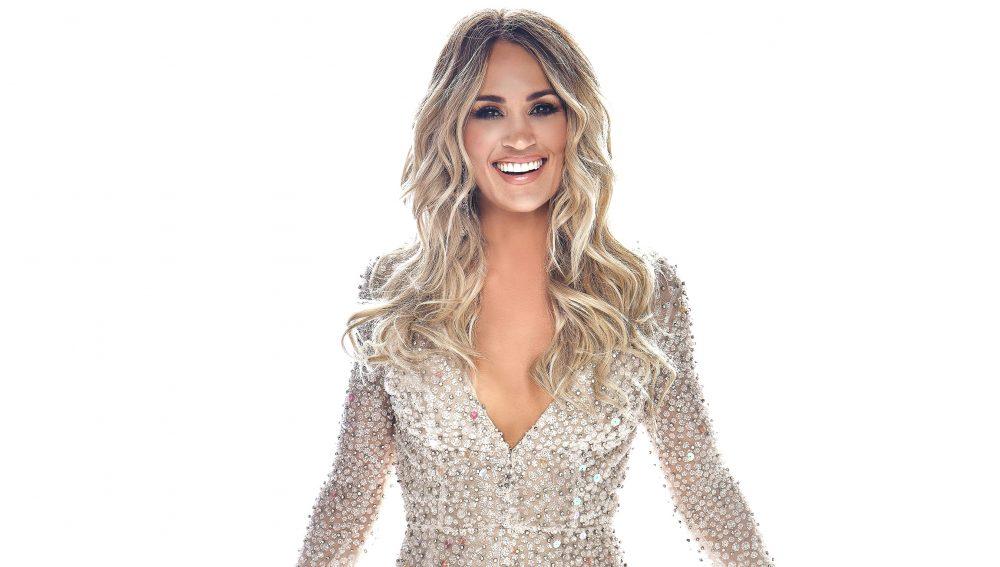 Carrie Underwood Announces New Album on the Way, 'My Savior'