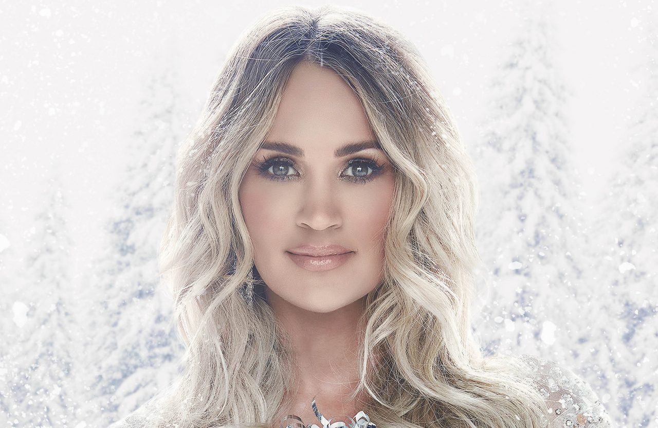 'My Gift: A Christmas Special From Carrie Underwood' To Premiere in December