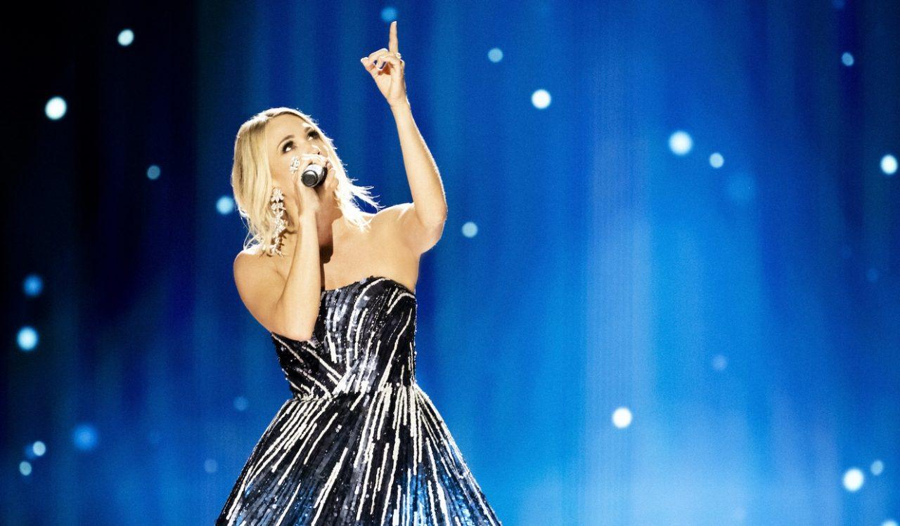 Carrie Underwood Dethrones Her Own Song on Billboard Hot Christian Songs List with 'Hallelujah'