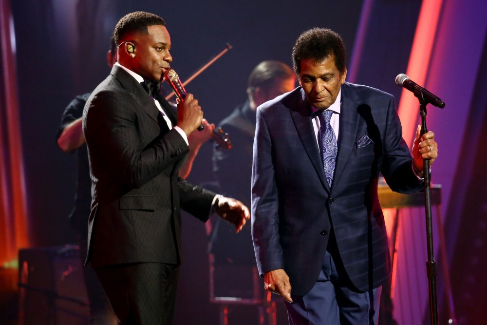 Jimmie Allen Tributes Charley Pride at 2020 CMA Awards