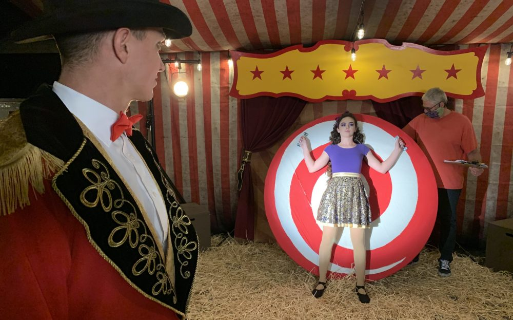Chevel Shepherd Goes Back in Time for 'Just Like the Circus' Video