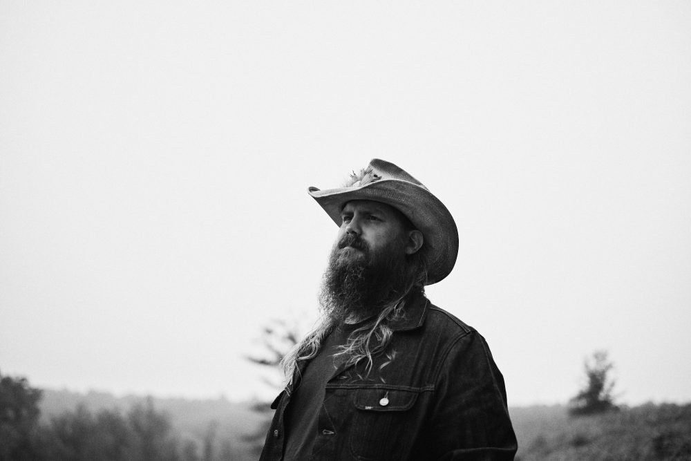 Chris Stapleton Wrestles with Love and Loss, Tragedy and Truth on 'Starting Over'