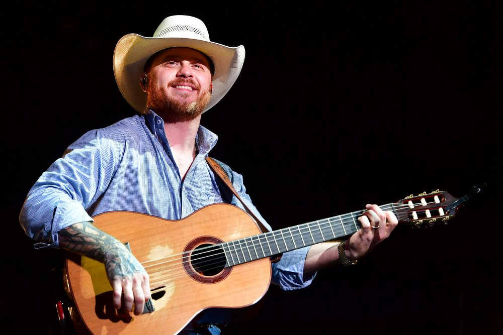 Cody Johnson Offers Stunning Cover Of Reba's 'Whoever's In New England'