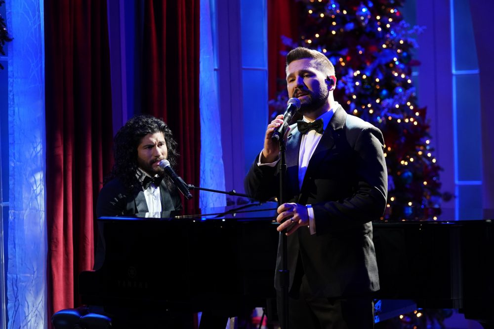 Dan + Shay Proclaim 'Christmas Isn't Christmas' In Lonely New Video