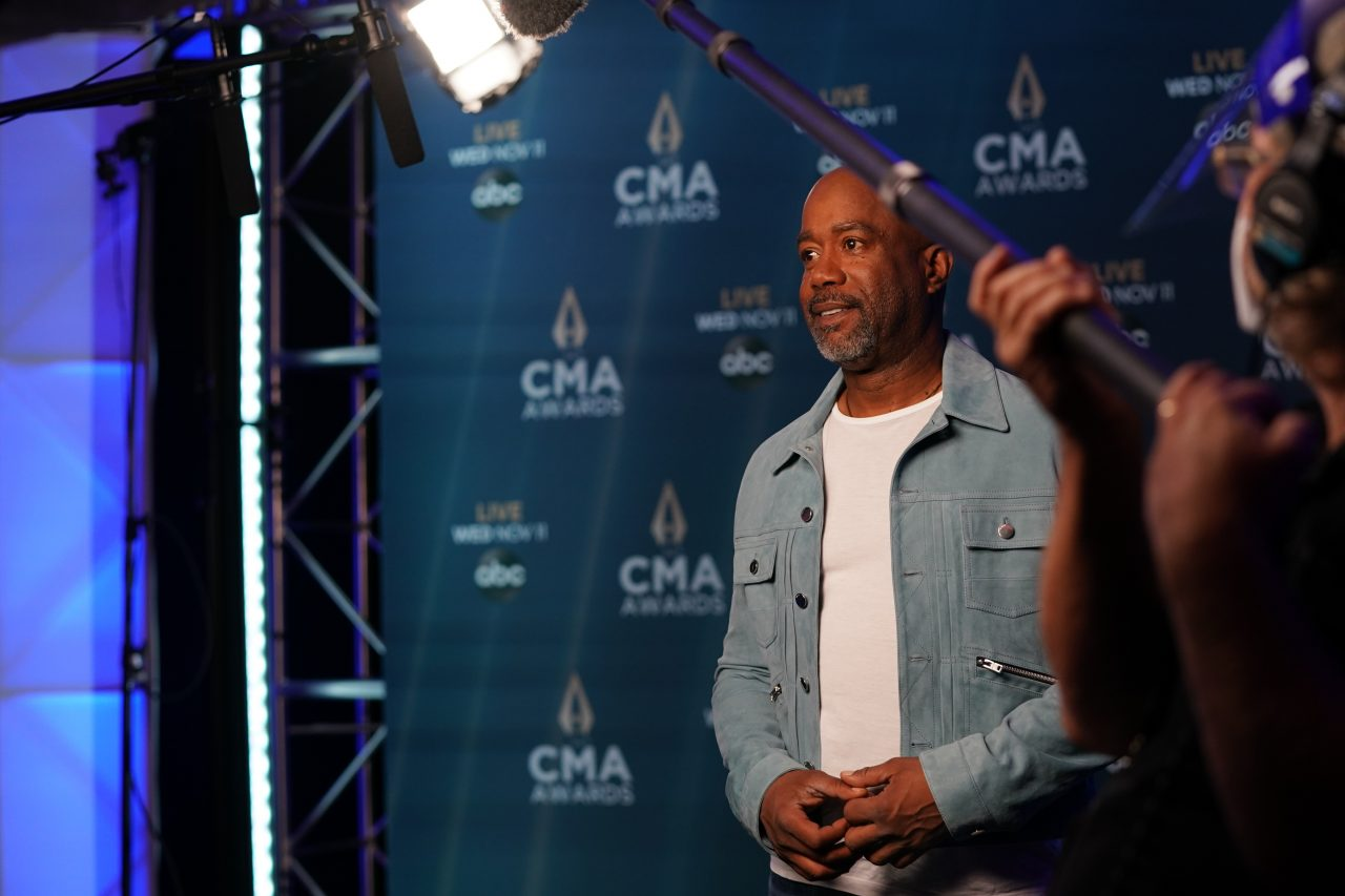 Darius Rucker Helps Stars Share COVID Hardship Stories