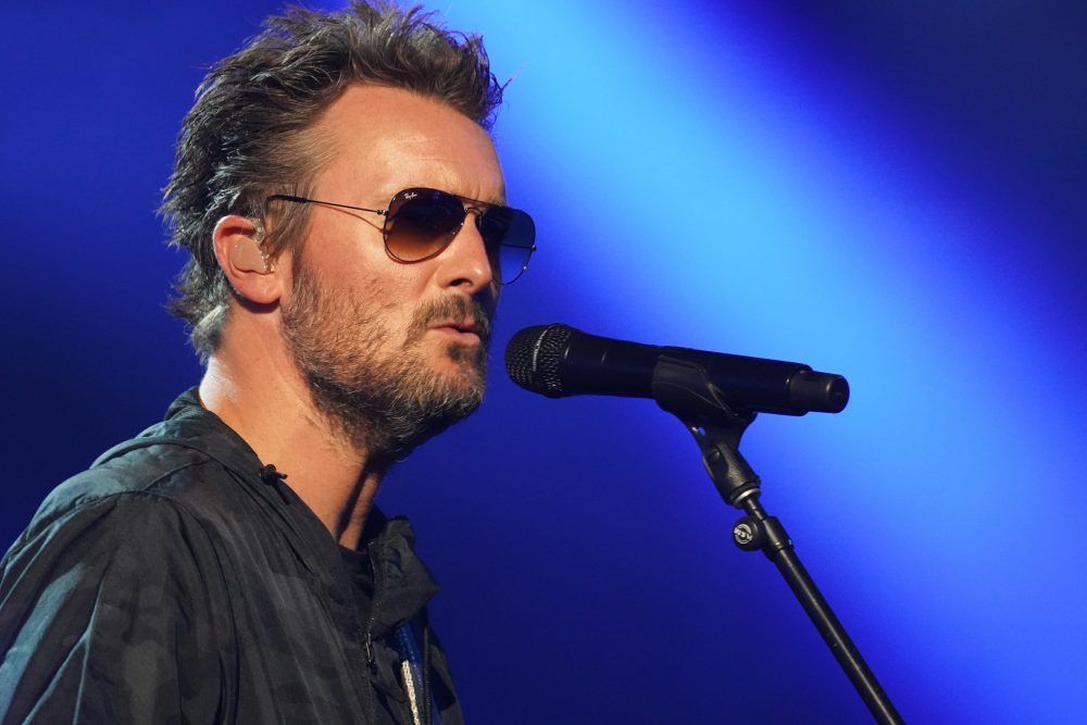 10 Things You May Not Know About Eric Church