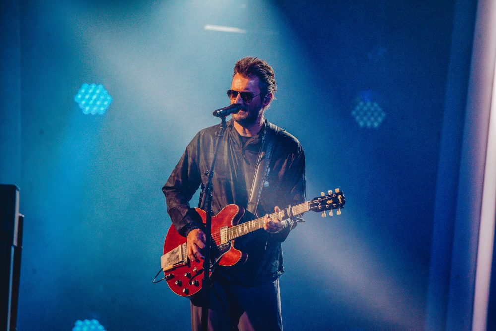 Eric Church Gets Sentimental for Days Gone By in 'Heart On Fire'