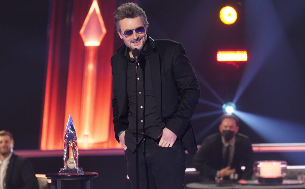 Eric Church Calls On Country  Music to Unify Nation