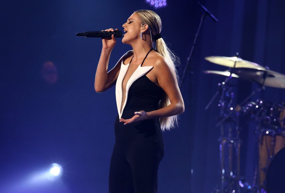 Kelsea Ballerini Closes the CMA Awards With 'Hole In the Bottle' Night Cap
