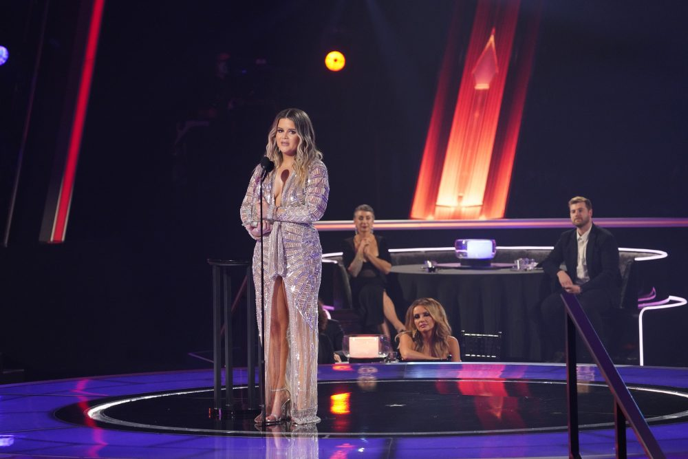 Maren Morris Shines a Light on Country's Black Females at CMA Awards