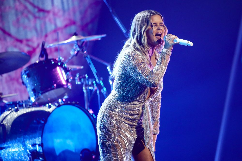Maren Morris Delivers Dreamy Performance of 'The Bones' at CMA Awards