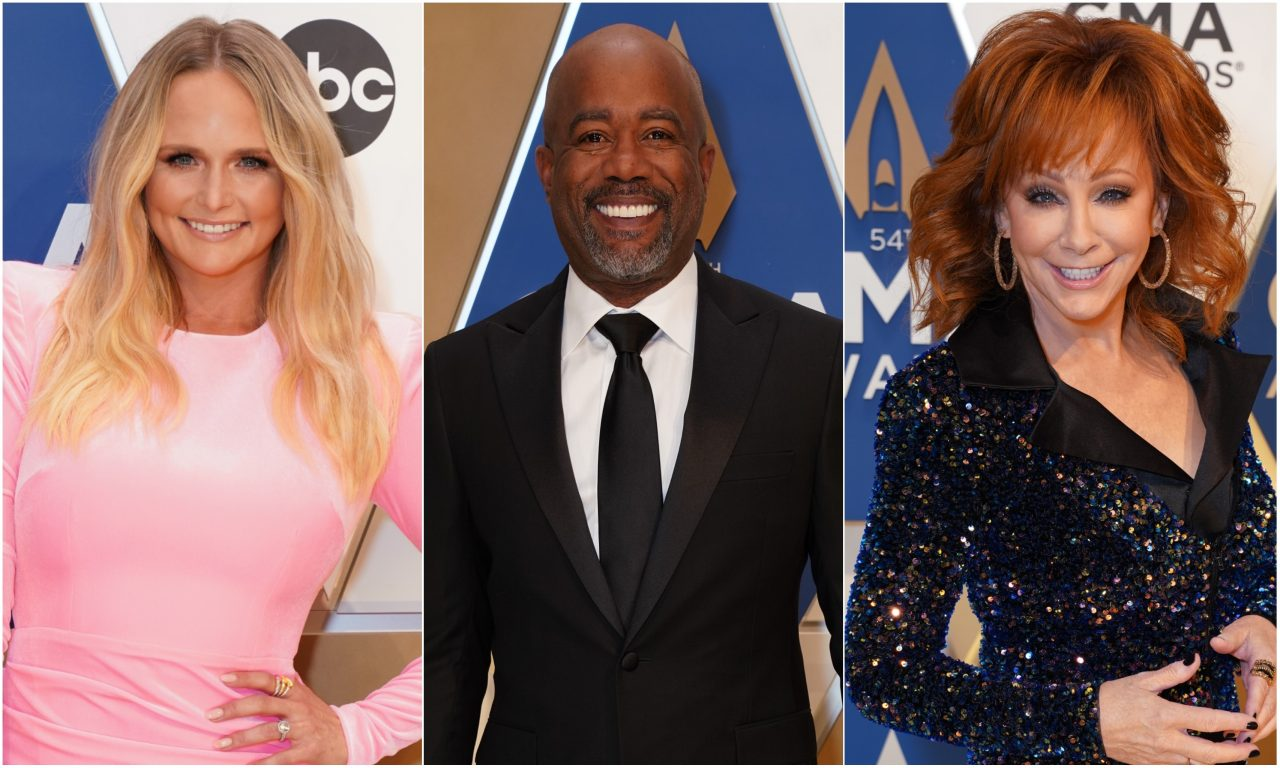 See Photos from the 54th CMA Awards Red Carpet
