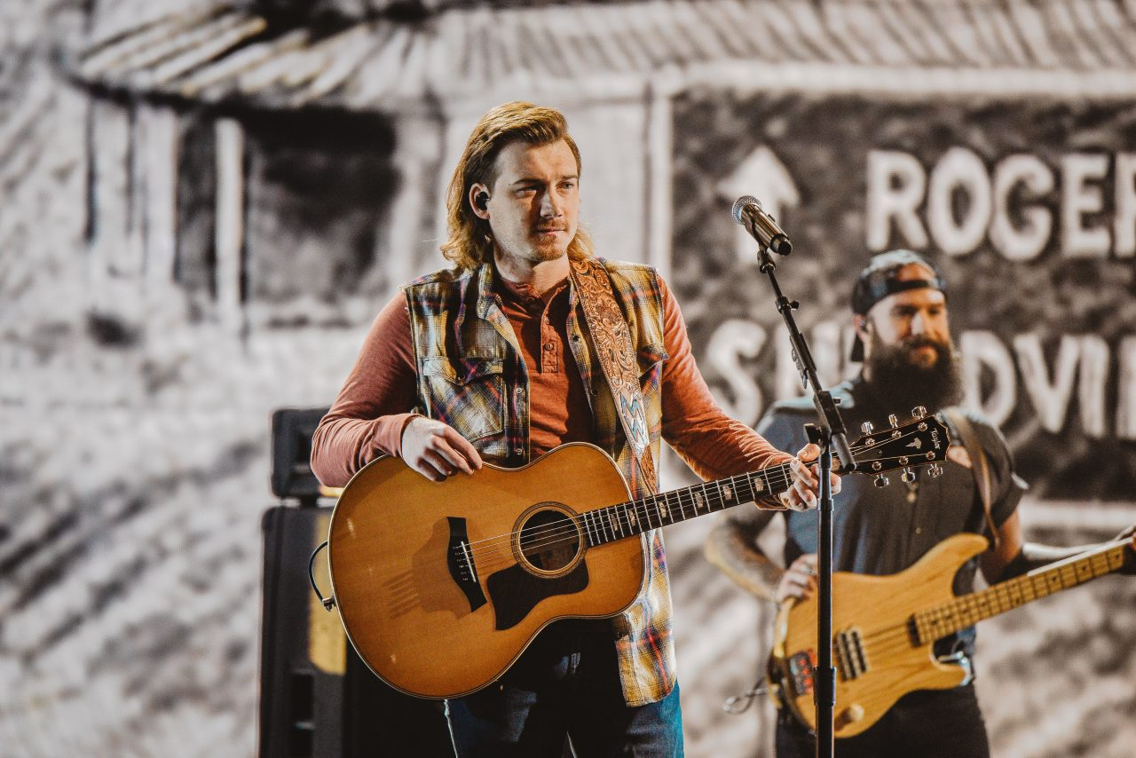 Morgan Wallen Removed From Country Radio After 'N-Word' Video