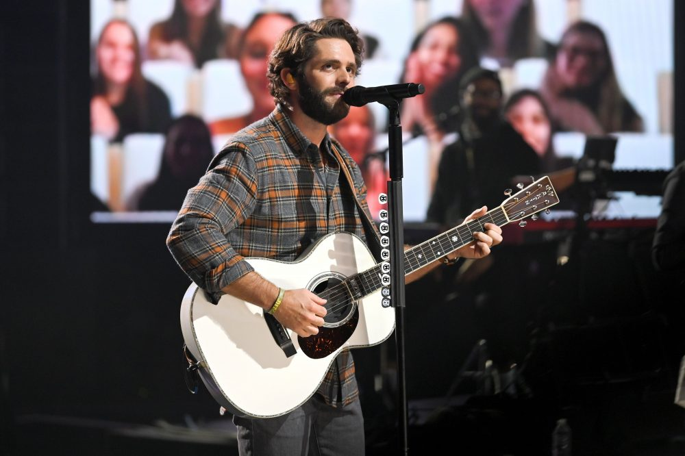 Thomas Rhett Sings for the Common Good in 'What's Your Country Song'