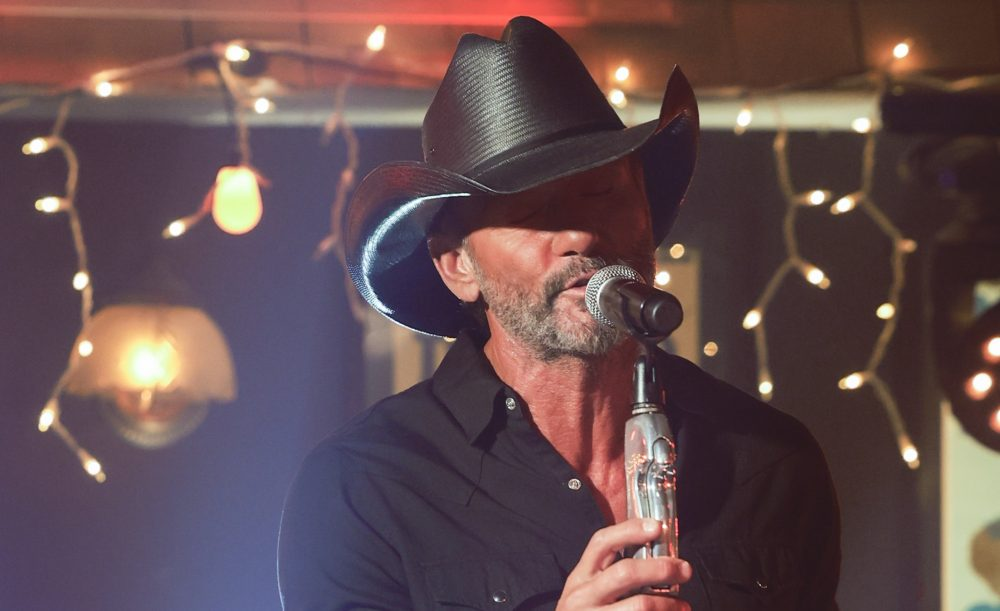 Tim McGraw and More Confirmed for Tracy Lawrence Turkey Fry Concert
