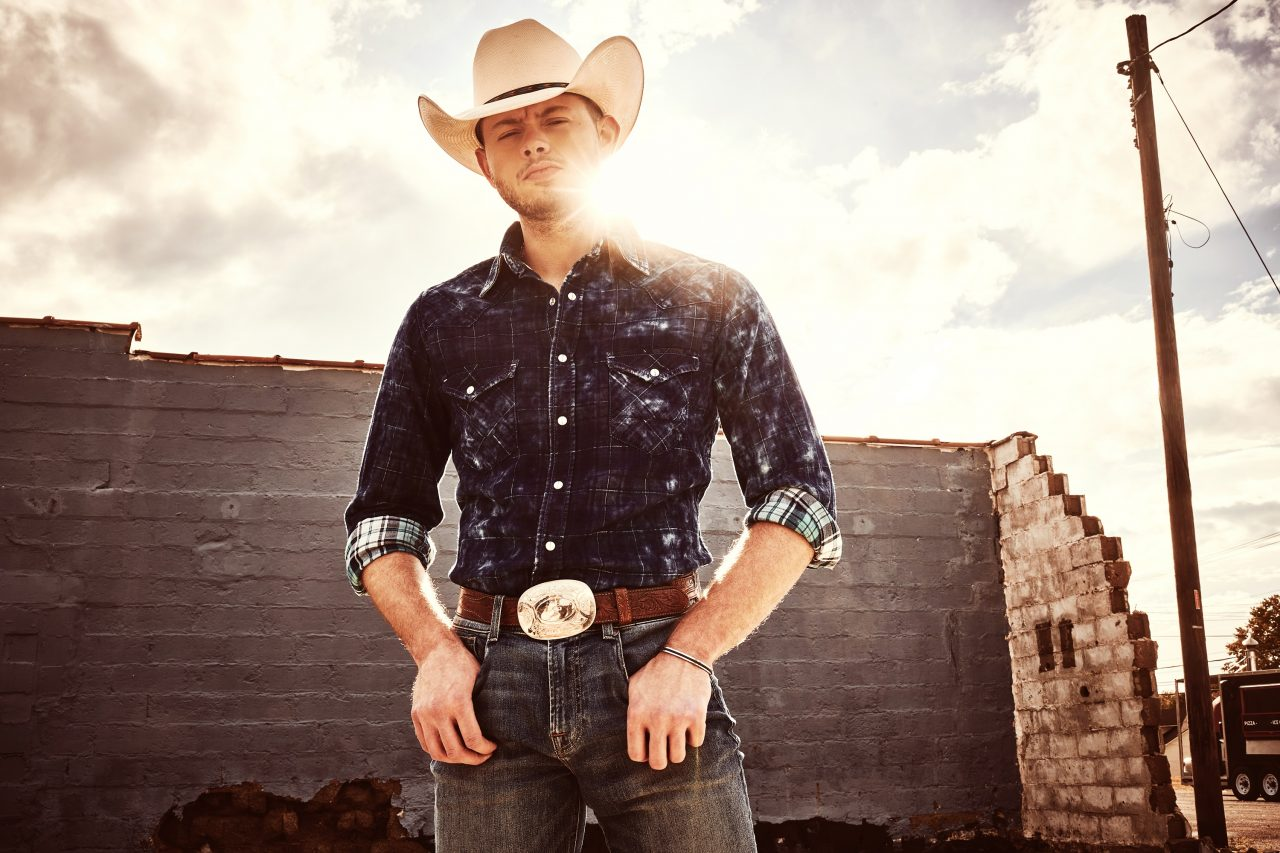 Tyler Booth Serves Up 'Already Got One' And 'Palomino Princess'