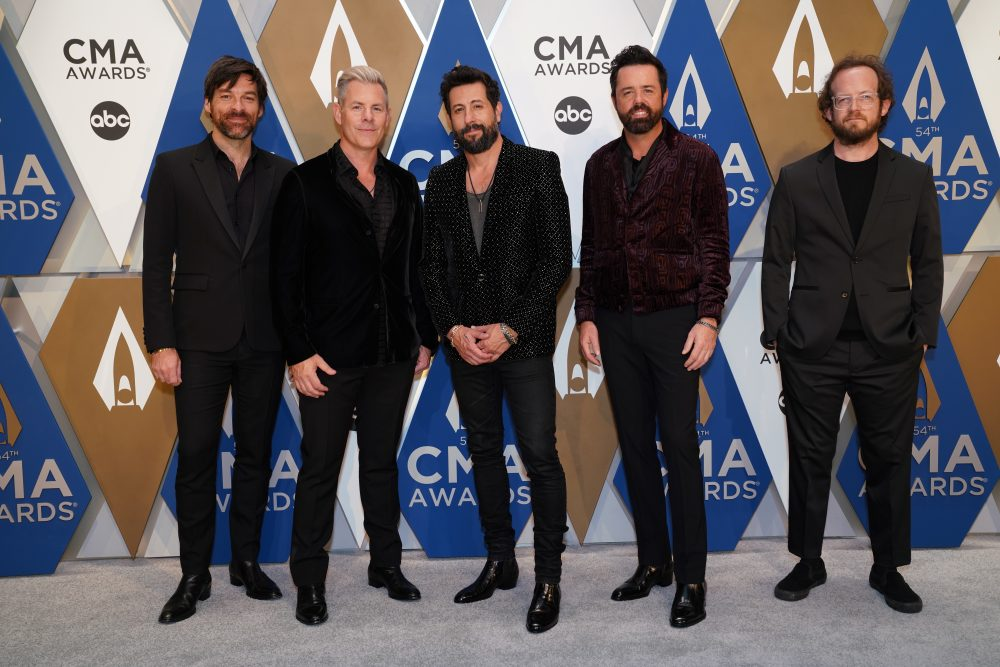 Old Dominion Take Fans 'Behind the Curtain' With New EP