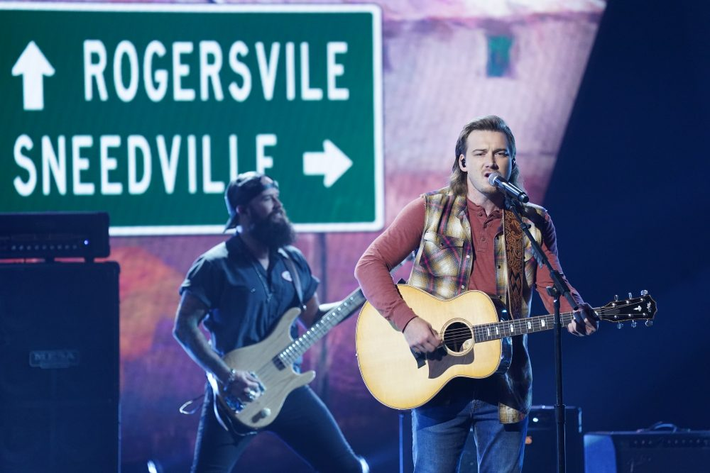 Morgan Wallen Honors His Home With 'More Than My Hometown' at CMA Awards