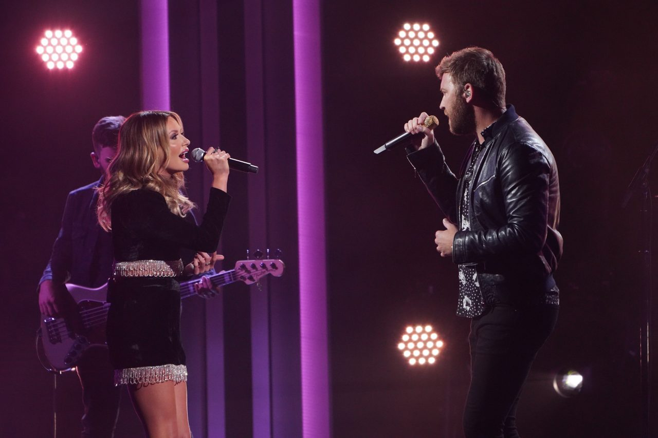 Carly Pearce and Charles Kelley Deliver a Classic Duet at CMA Awards
