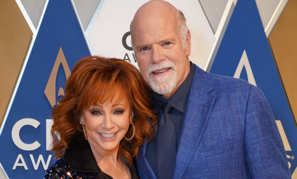 Reba McEntire, Rex Linn Make Red Carpet Debut at 2020 CMA Awards