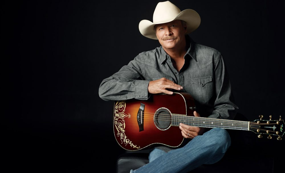 Enter For A Chance to Win a Copy of Alan Jackson's 'Let It Be Christmas'