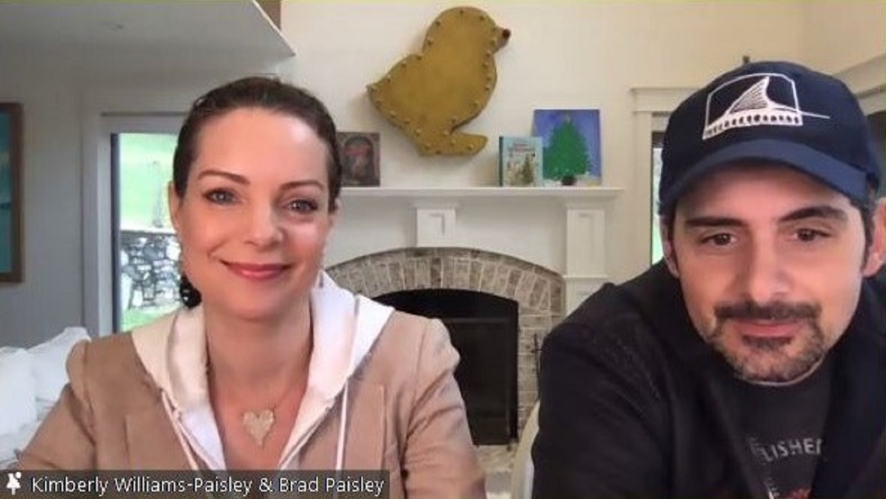 Brad Paisley and Wife Kimberly Join Fight Against Global Hunger
