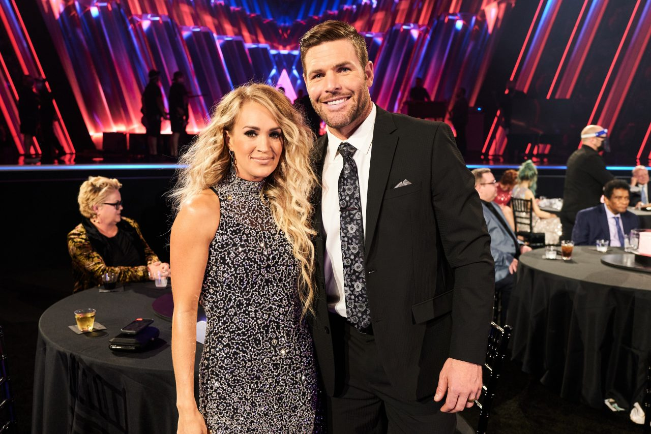 Carrie Underwood Says Her Sons Have Opposite Personalities