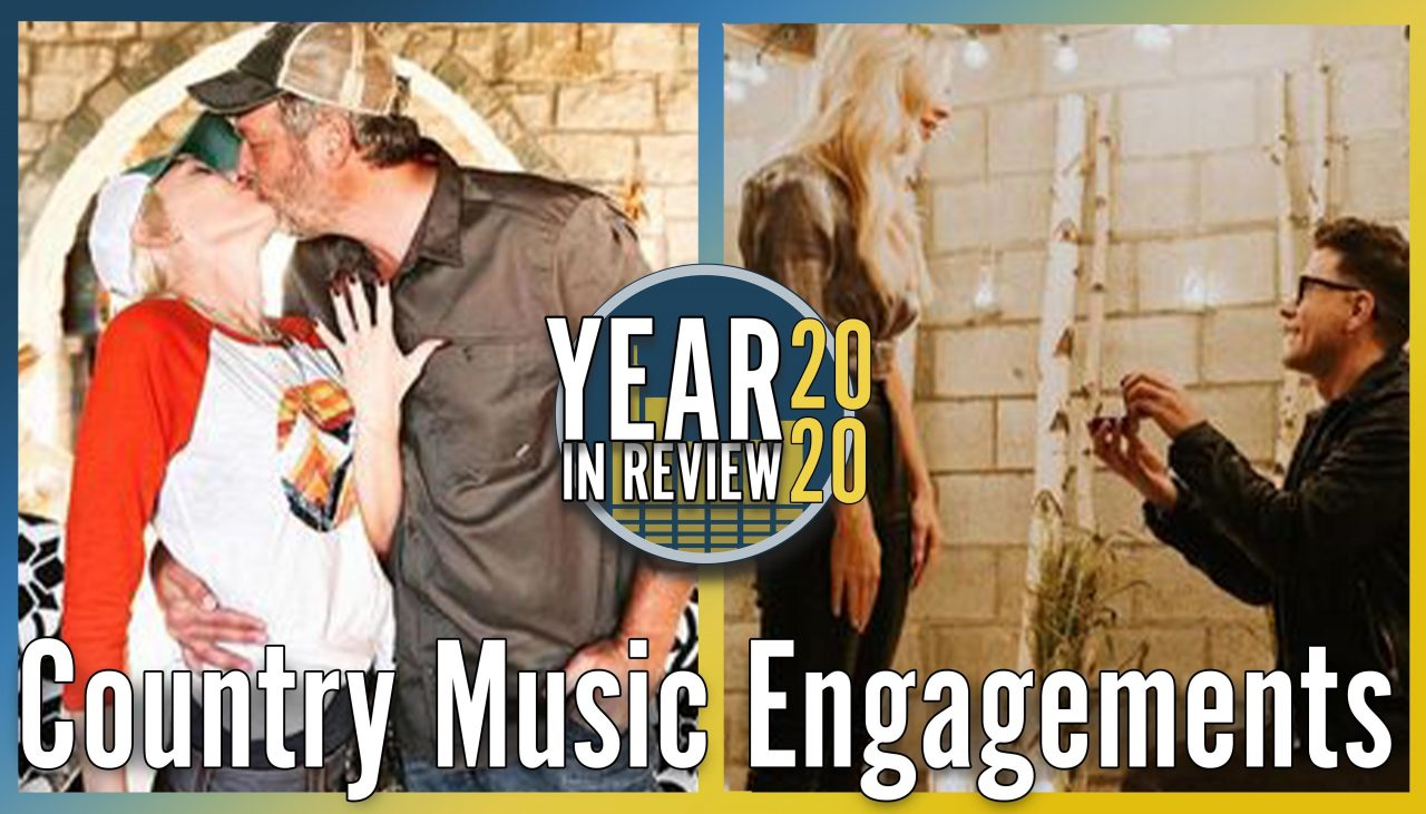 Year In Review: 2020's Country Music Engagements
