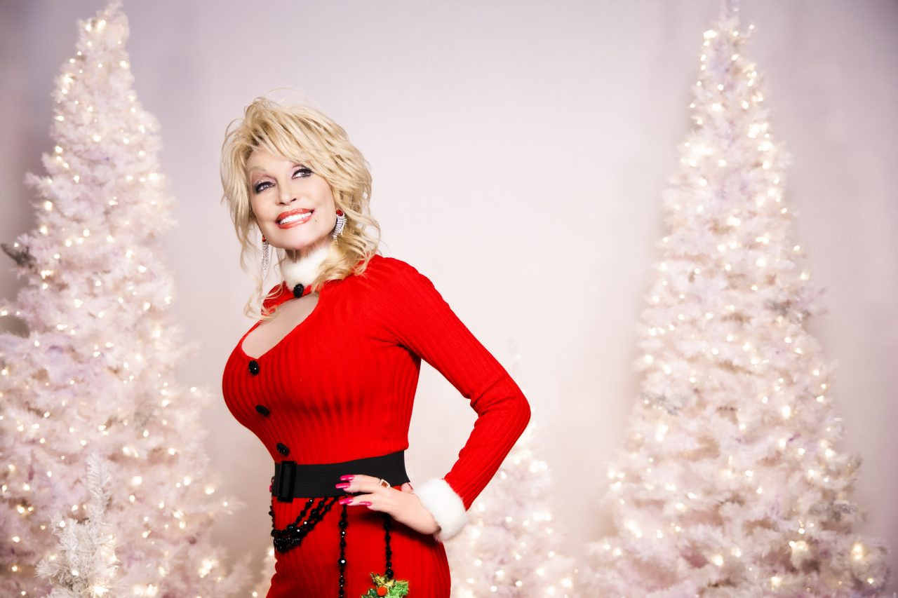 Dolly Parton Earns Two Emmy Nominations for Christmas Movie