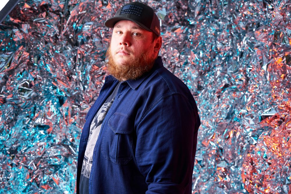 Luke Combs Opens Up About Anxiety in Dan Rather Interview