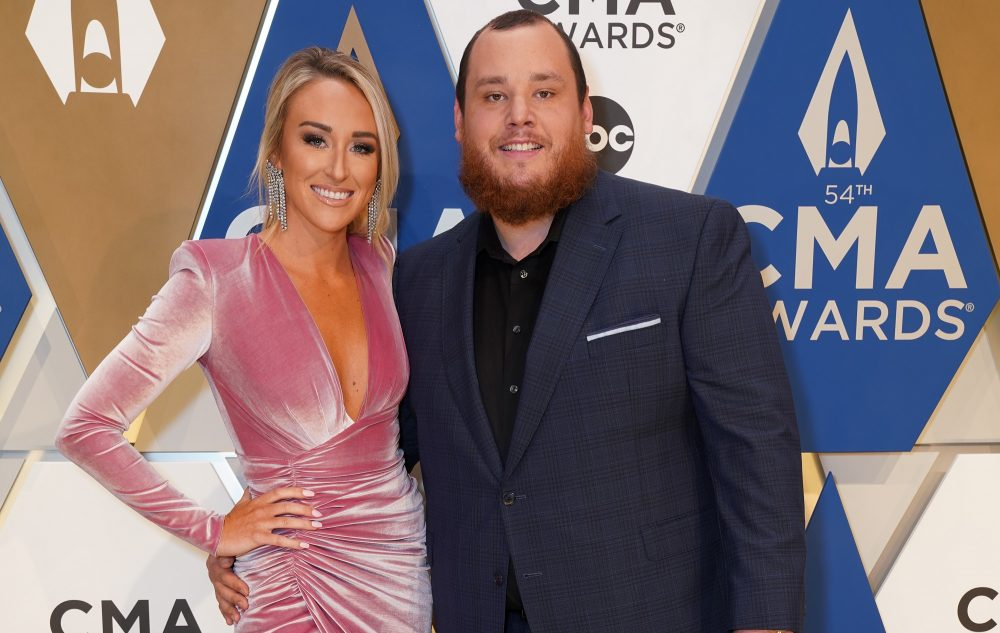 Luke Combs' Wife Details 'Brutal' Battle With Covid-19