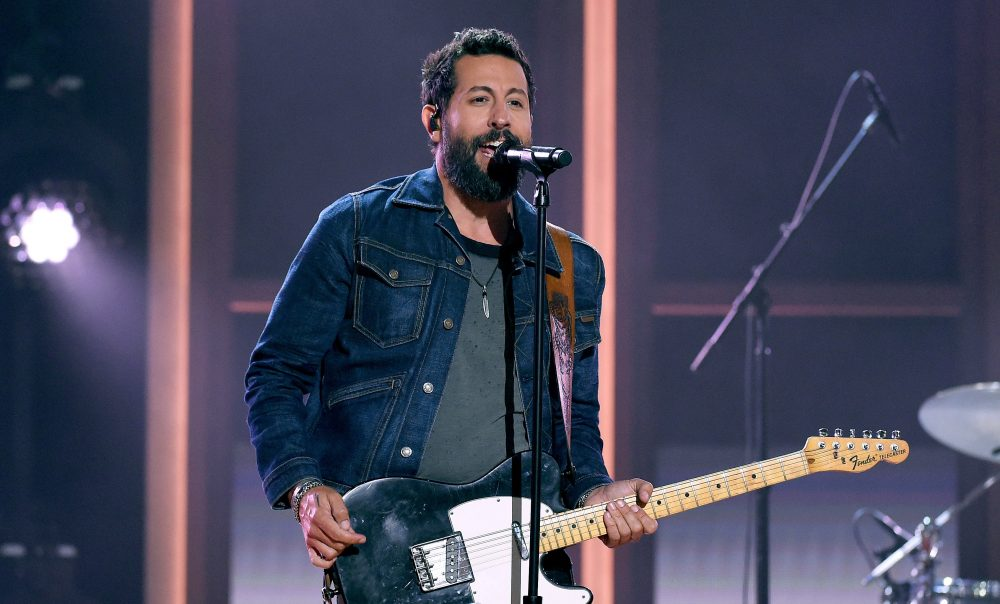 Old Dominion's Matthew Ramsey Offers New Year's Eve Perspective on 2020