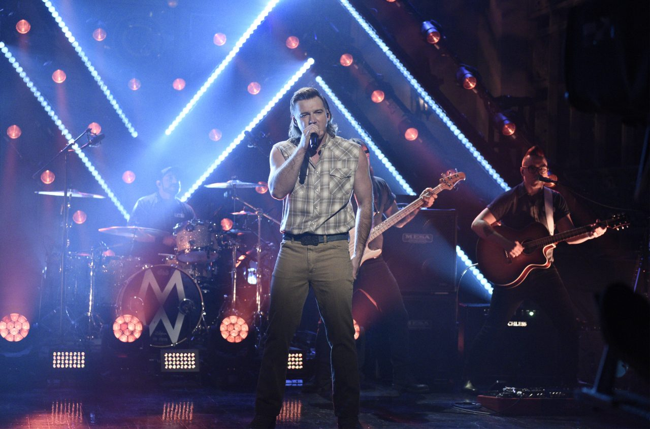 Morgan Wallen and Chris Stapleton Team for 'Only Thing That's Gone'