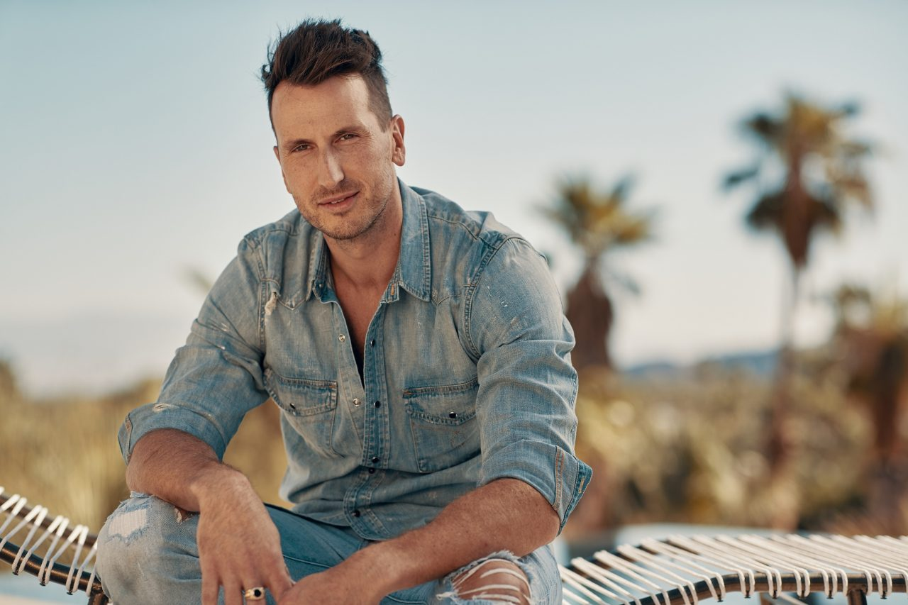 Russell Dickerson: 'I'm Super Grateful My Record Wasn't Done Before the Pandemic'