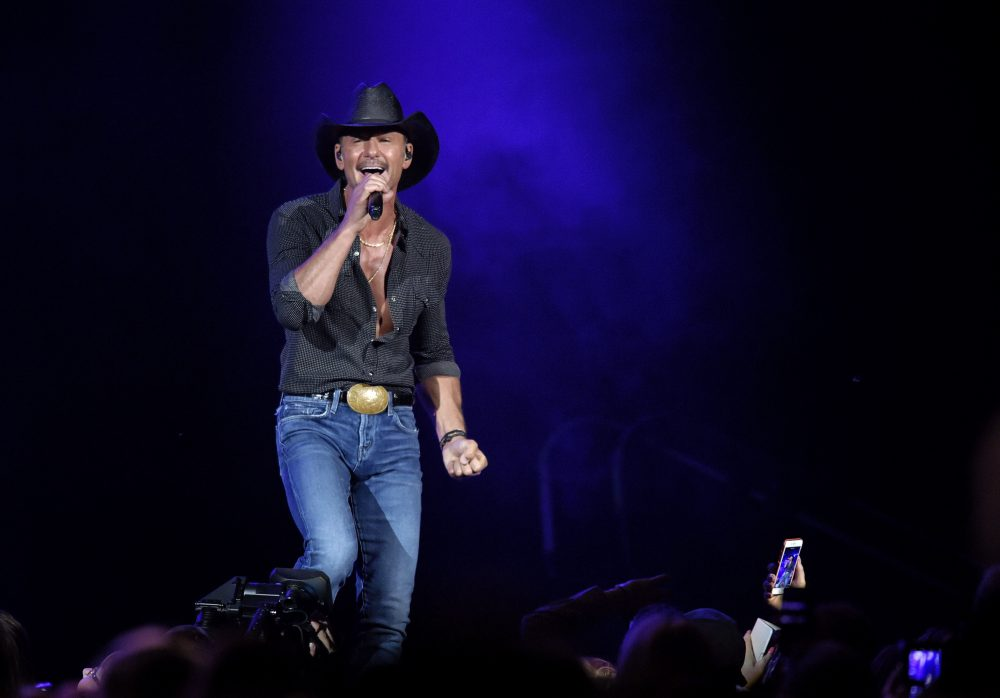 10 Things You May Not Know About Tim McGraw