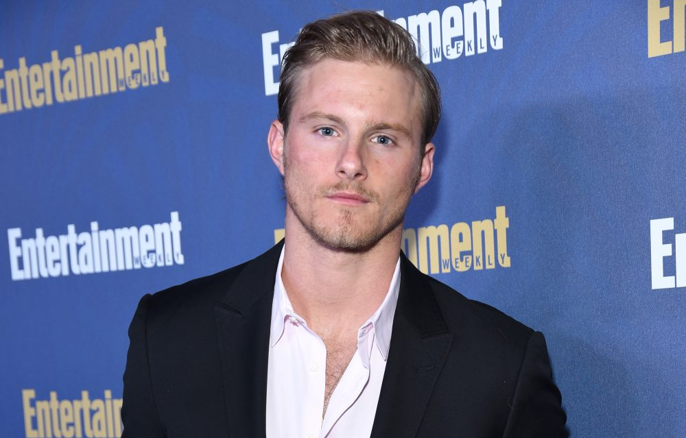 Alexander Ludwig Marries Fiancée Lauren Dear In Mountain Ceremony