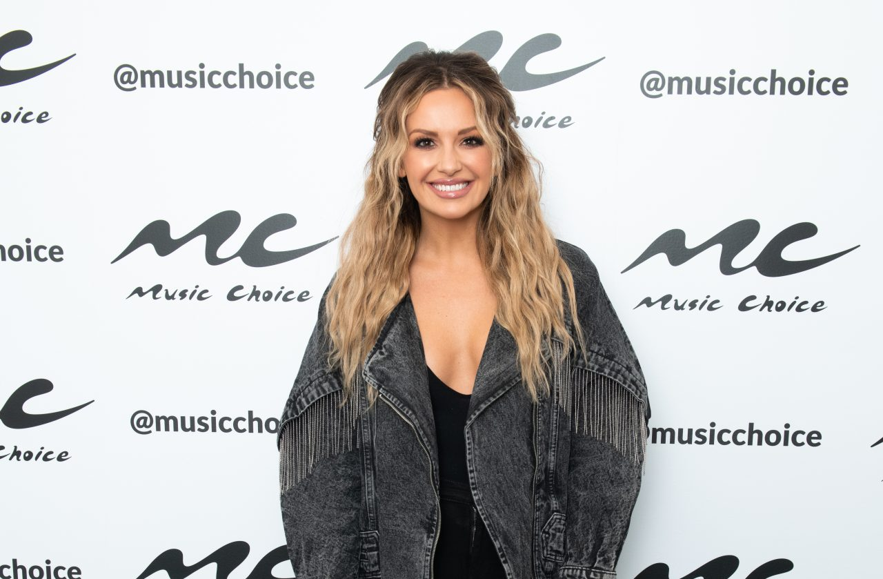 Carly Pearce Sings National Anthem at NFC Championship Game